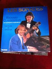 - CLAYDERMAN Richard Série de 8 disques vinyle 33 tours