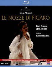 DVD: Mozart - Le Nozze Di Figaro [Blu-ray], Derek Bailey, Stephen Medcalf. New C