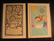 1986 Topps Garbage Pail Kids Series 14 (2) Art #20