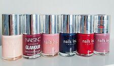 6x Nails Inc nail polish varnish manicure bundle new limited edition