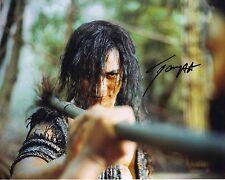 Tony Jaa Signed 10X8 Photo Ong Bak 2: The Beginning Genuine AFTAL COA (5400)