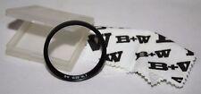 B+W - 49ES NL 3 - 49mm +3 Diopter Close-Up Lens/Filter - Keeper/Cloth - vgc