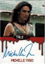 True Blood Premiere Edition Autograph Card by Michelle Forbes as Maryann