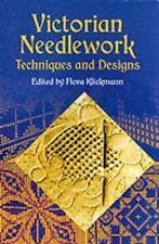VICTORIAN NEEDLEWORK - KLICKMANN, FLORA (EDT) - NEW PAPERBACK BOOK