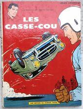 Michel Vaillant Les Casse-cou 1970 Graton Titre en gras au dos