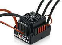 Hobbywing QUICRUN WP 8BL150 ESC 150A Water Proof for 1/8 Buggy Truck Touring Car
