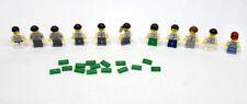 LEGO Lego Lot of 11 Complete Bank Robber Prisoner Bad Guy MiniFigures w/ Money