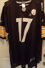 6c03637d4 Reebok Pittsburgh Steelers Mike Wallace Jersey