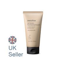 INNISFREE Jeju Volcanic Pore Cleansing Foam, 150ml, Blackhead control, UK Seller