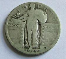 1927-S Standing Liberty Quarter Good
