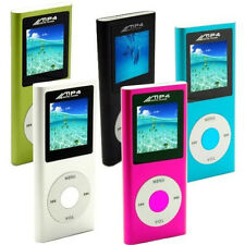 LETTORE PLAYER MP4 MP3 VIDEO AUDIO FOTO RADIO FM DIVX NERO