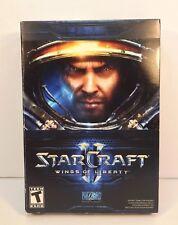StarCraft II: Wings of Liberty (Windows/Mac: Mac and Windows, 2010) Complete