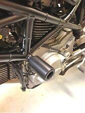 Ducati Monster 620 CRASH MUSHROOMS FRAME  SLIDERS BOBBINS BUNGS PROTECTORS   S2F