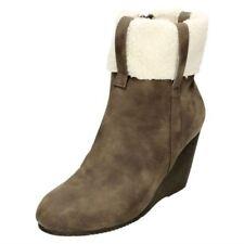 Stivali e stivaletti da donna bianchi cerniera , Numero 38