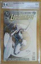 Legionnaires #64 (DC, 9/98) PGX 9.4 NM (signed by Roger Stern)