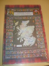 VINTAGE 1500 PIECE JIGSAW PUZZLE SCOTLAND OF OLD