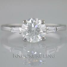 Diamond Solitaire Ring 2.00ct Certified D VG VG VG Brilliant 18ct White Gold
