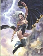 STORM  POSTER by MILO MANARA 24x36 BRAND NEW ROLLED IN TUBE X-MEN COMIC KINGS