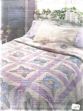 D0257 POCKETFUL OF POSIES  QUILT PATTERN/INSTRUCTIONS
