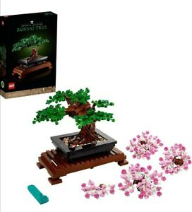 LEGO Botanical Collection Bonsai Tree 10281 Brand New Sealed
