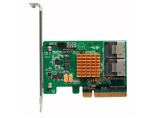 HighPoint ROCKETRAID 2720SGL 8xPort RAID PCI Express Low Profile Controller Card