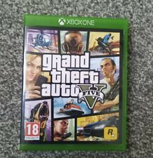Grand Theft Auto V GTA 5 (Xbox One, 2014)