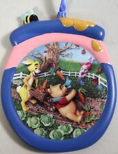 Winnie The Pooh Ornament Tigger Piglet Rabbit Happy Windsday Bradford Mint Cond
