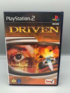 Driven - Silvester Stalone - Playstation 2 - Mit Spielbeschreibung