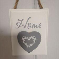 Shabby Chic Home Painted Memo Clip