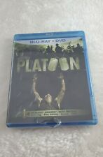 Platoon (Blu-Ray Disc) Oliver Stone Film / 25th Anniversary Edition Brand New