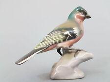 Heubach Lichte Vogel Figur, Buchfing, Entw.Paul Zeiller 1913, Höhe ca.11,5 cm