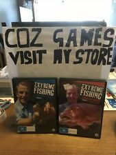 Extreme Fishing With Robson Green season 3 and Season 4 Australian Releases