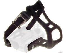MT-3/W-2-P Dimension Toe Clip & Strap Set (Black)