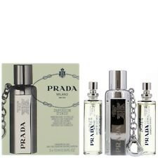 NEW Prada Infusion d'Iris EDP Refillable Spray 10ml & 2x Refills