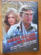 DVD EL REGRESO DEL HOMBRE NUCLEAR Y LA MUJER BIONICA - NUEVA, PRECINTADA (DL)