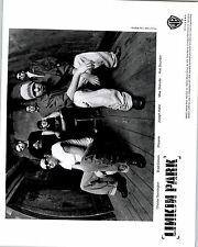RARE Press Photo of Linkin Park an Alternative Metal Rock band Reprint