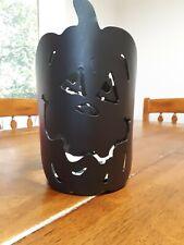 Wrought Iron Longaberger Halloween Candle Lantern