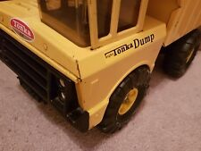 Replacement Cab Decals '70-'72 #3900 Mighty Dump Tonka Truck - Waterproof Vinyl