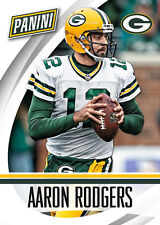 Aaron Rodgers Packers QB 2015 Panini national convention (silver packs)