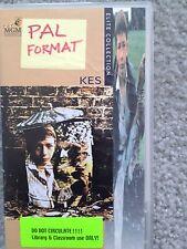 KES – Rare – VHS – PAL Format