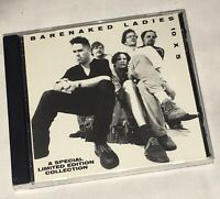 BARENAKED LADIES 10 x 5 Special Limited Edition USED CD 1994 OOP HTF RARE