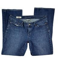Banana Republic Women 14S Denim Urban Bootcut Jeans Pants Medium Wash Blue