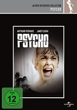 DVD * PSYCHO | ALFRED HITCHCOCK COLLECTION # NEU OVP +