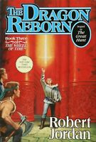 Dragon Reborn (The Wheel of Time, Book 3) by Jordan, Robert