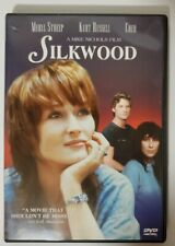 Silkwood DVD Widescreen + Full Screen Double Sided Edition