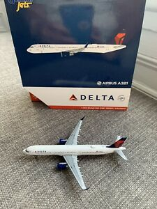 Gemini Jets Airbus A321 Delta Airlines  1/400