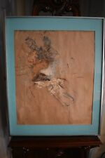 """Beautiful Toulouse-Lautrec Print - """"Profile of a Woman"""" - Framed - Excellent!"""