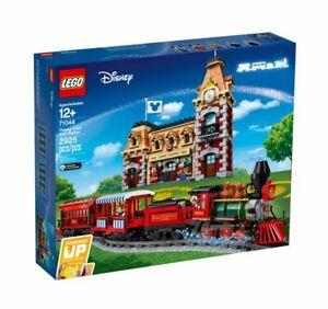 Lego 71044 Disney Zug mit Bahnhof - Schienen,  Mickey Maus - NEU & OVP MISB