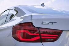 BMW NEW GENUINE F34 3 GT 13-17 LIFTGATE TAILGATE HATCH GT EMBLEM 7351971