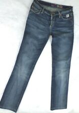 Roy Rogers Womens Historical Jeans Seven Bell w31 Sz 45 Blue Straight Leg italy